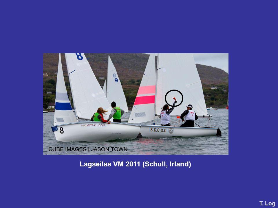 Lagseilas VM 2011 (Schull, Irland)