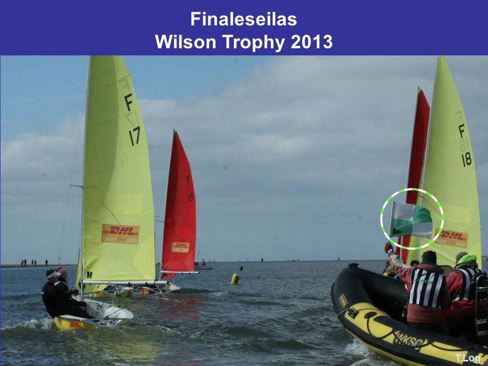 Finaleseilas Wilson Trophy 2013