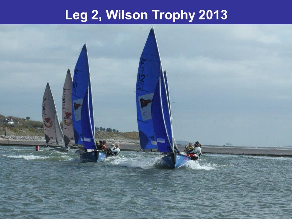 Leg 2, Wilson Trophy 2013 T.Log 75