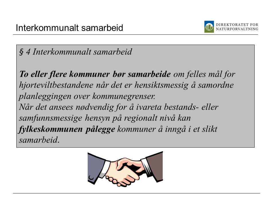 Interkommunalt samarbeid