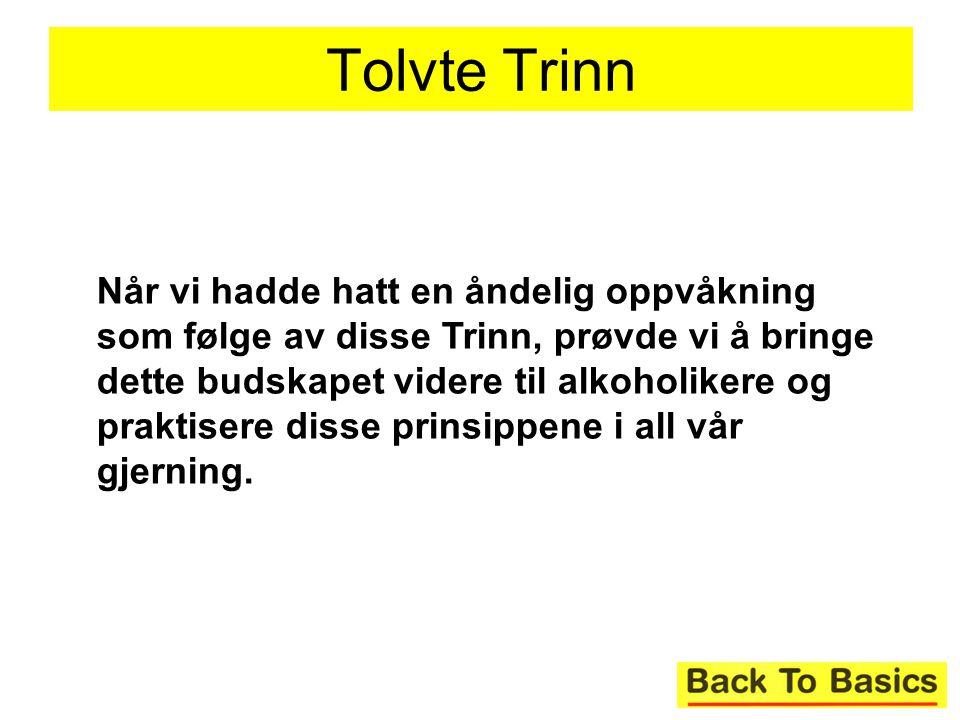 Tolvte Trinn
