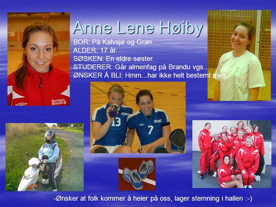 Anne Lene Høiby