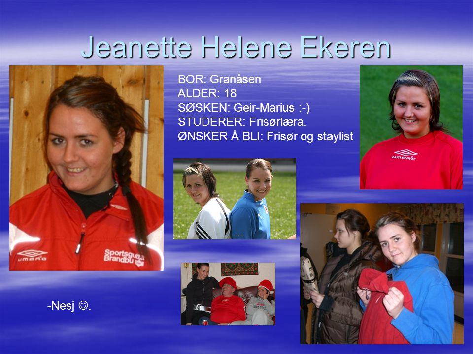 Jeanette Helene Ekeren