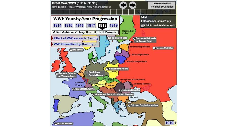 http://www.worldology.com/Europe/world_war_1_imap.htm