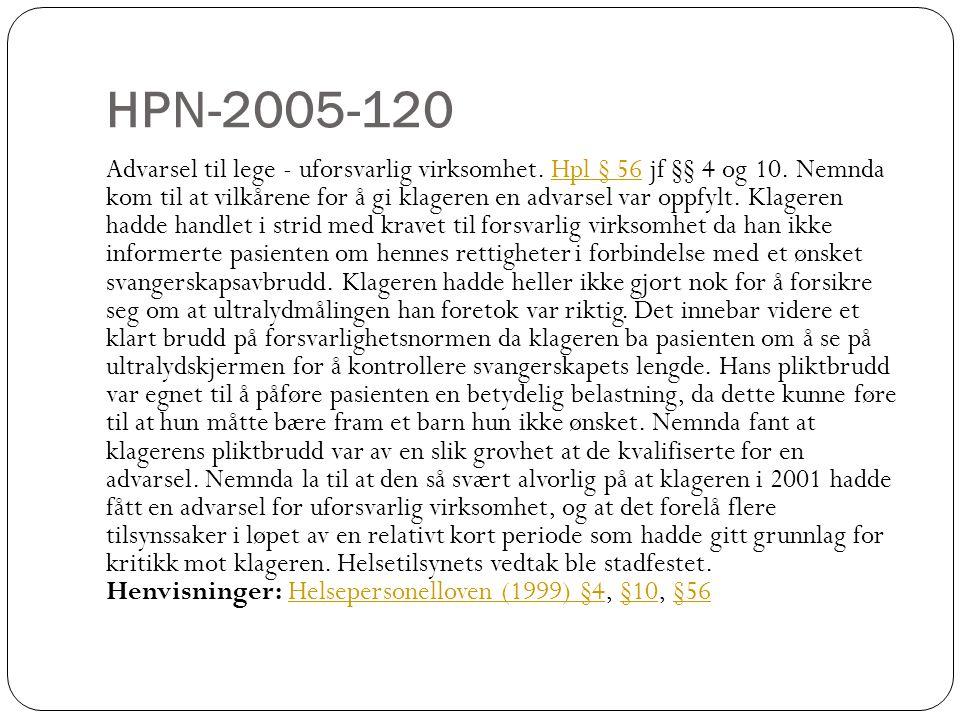HPN-2005-120
