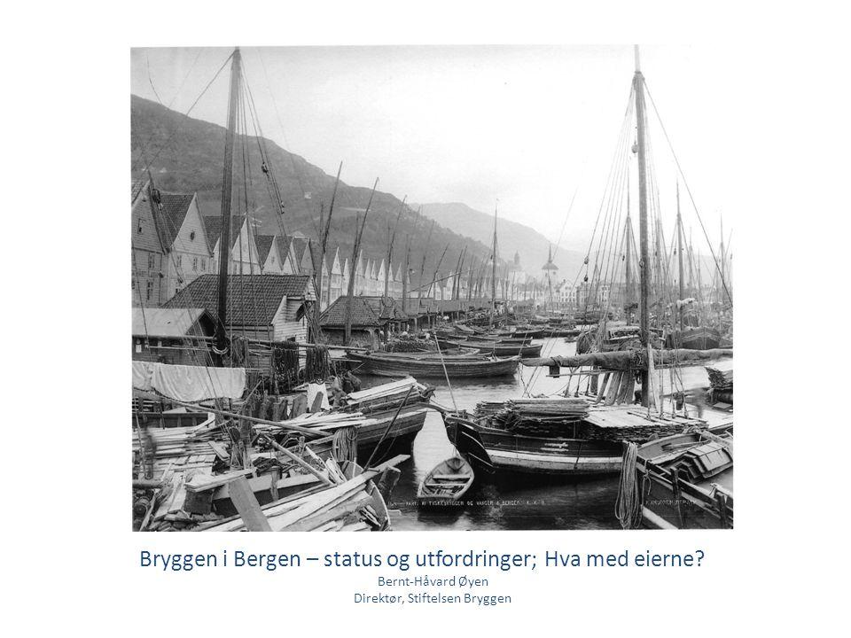 Direktør, Stiftelsen Bryggen