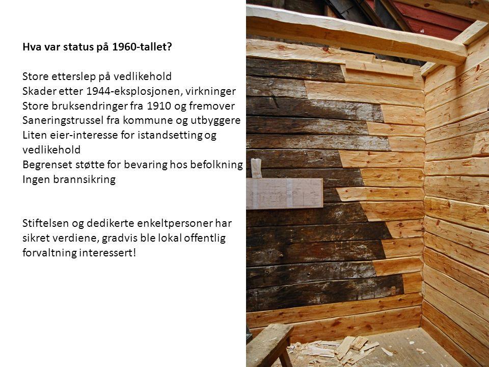 Istandsetting av skadde og ødelagte bygninger
