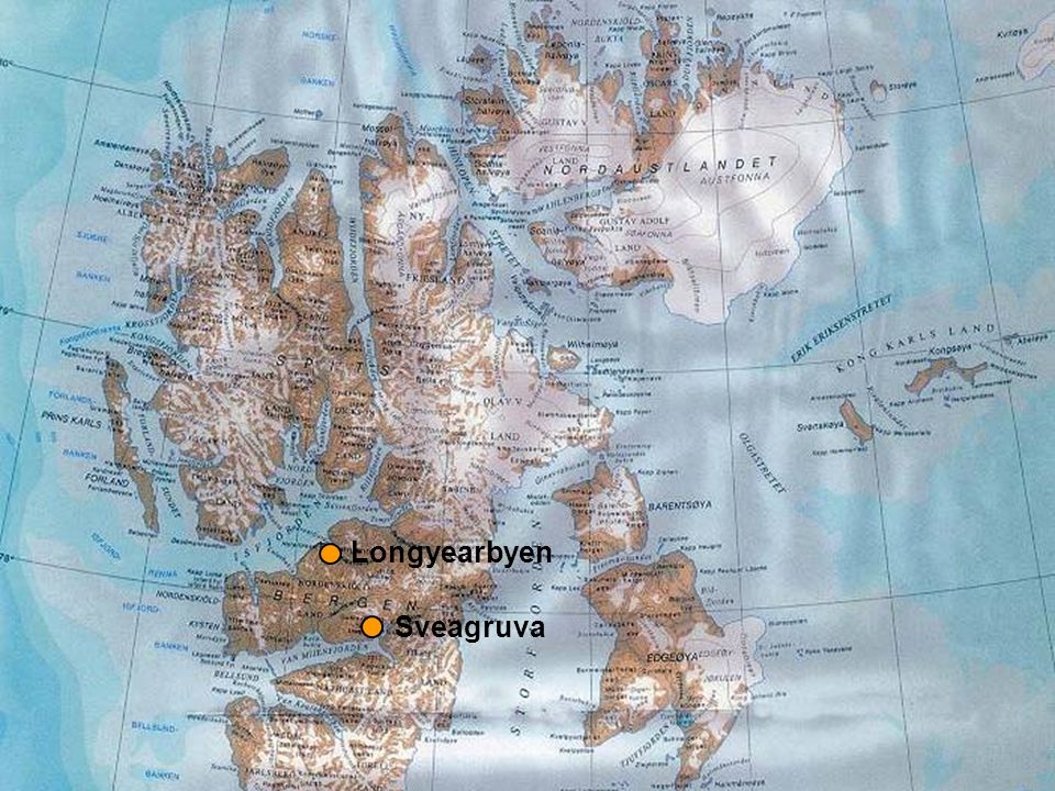 Longyearbyen Sveagruva