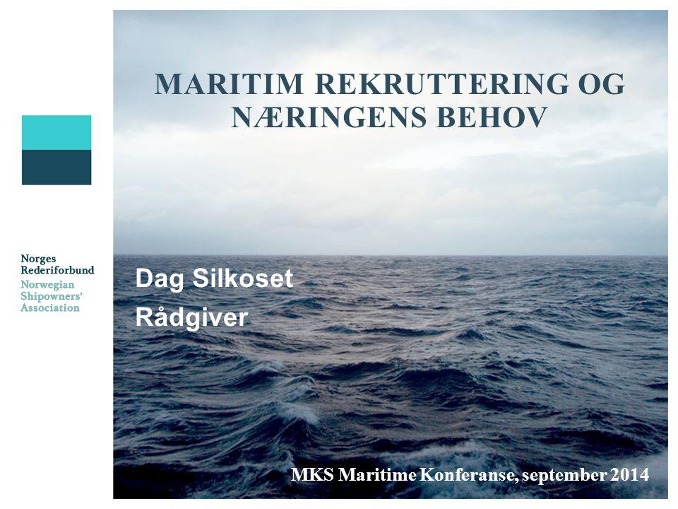 maritim rekruttering og næringens behov