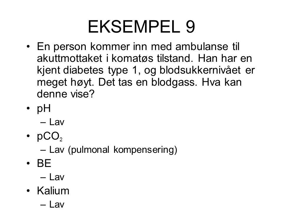 EKSEMPEL 9