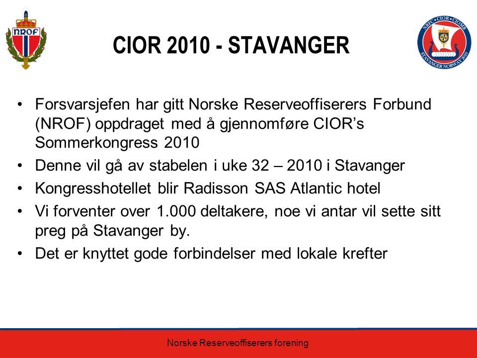 Norske Reserveoffiserers forening