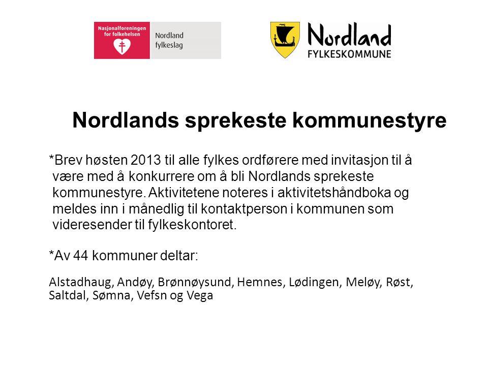 Nordlands sprekeste kommunestyre