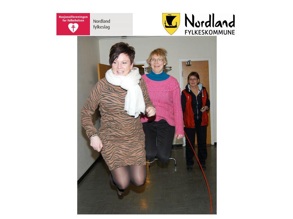 Ordfører i Lødingen får prøve hoppetauet sammen med AP-politiker fra Havnestyret.