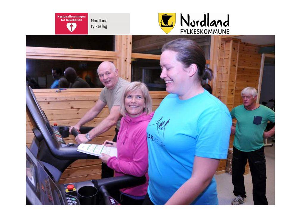 Meløy kommune trenger hardt i treningssenter
