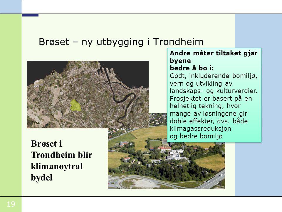 Brøset – ny utbygging i Trondheim