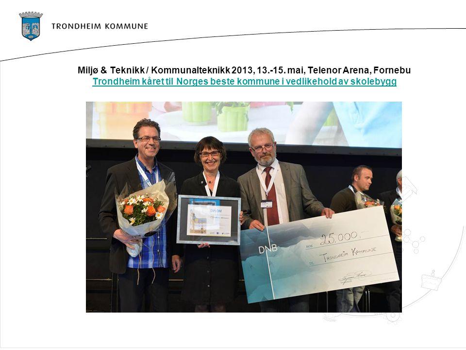 Miljø & Teknikk / Kommunalteknikk 2013, 13. -15