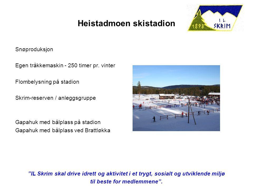 Heistadmoen skistadion