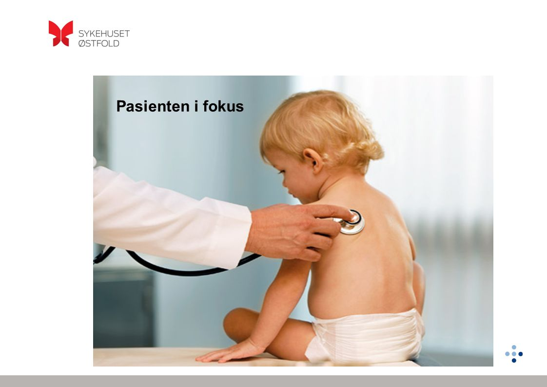Pasienten i fokus