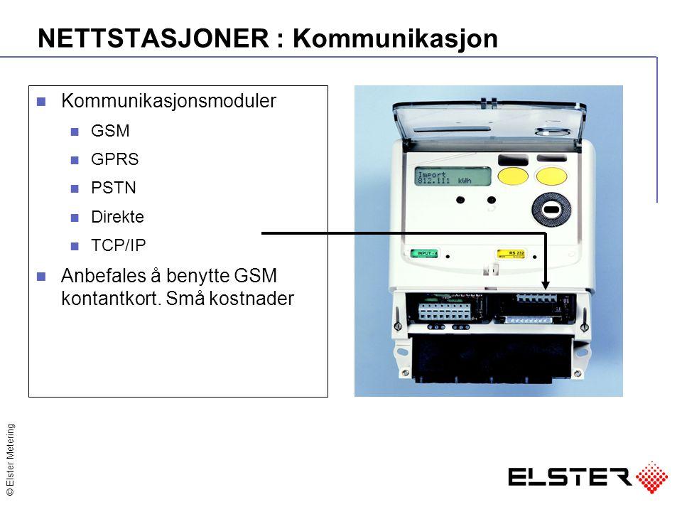 NETTSTASJONER : Kommunikasjon