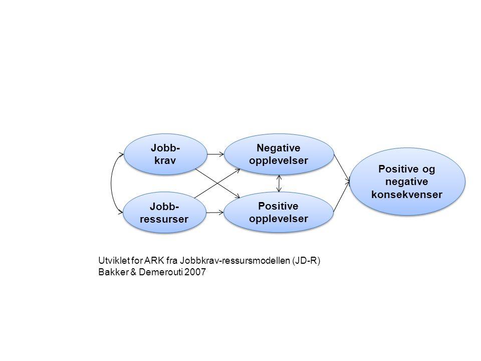 Positive og negative konsekvenser