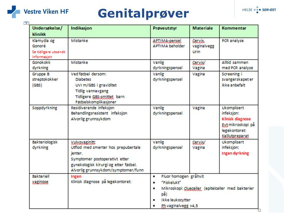 Genitalprøver 30