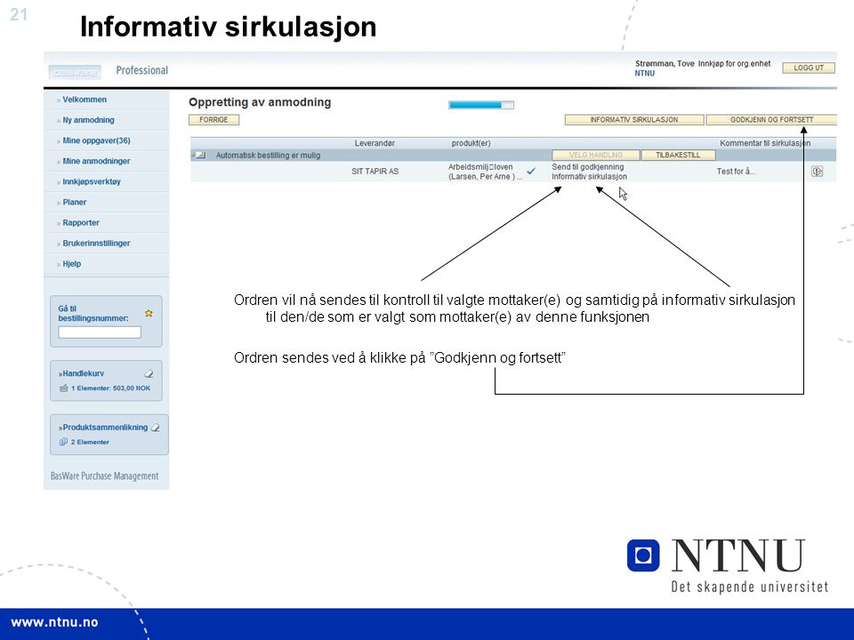 Informativ sirkulasjon