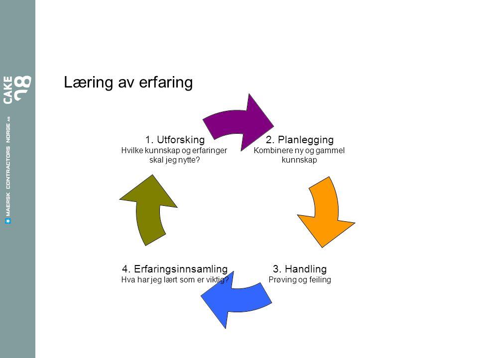 Læring av erfaring