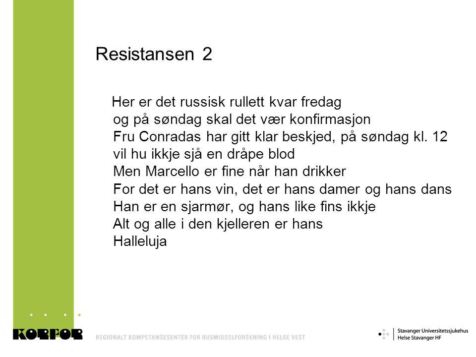 Resistansen 2