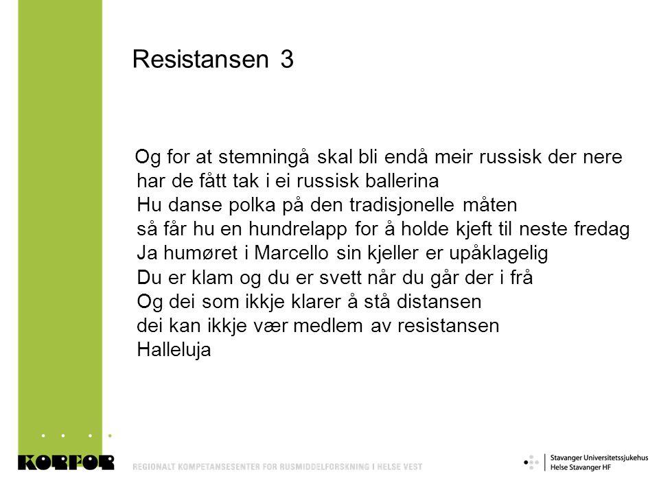 Resistansen 3
