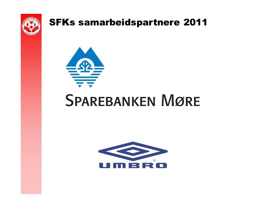 SFKs samarbeidspartnere 2011