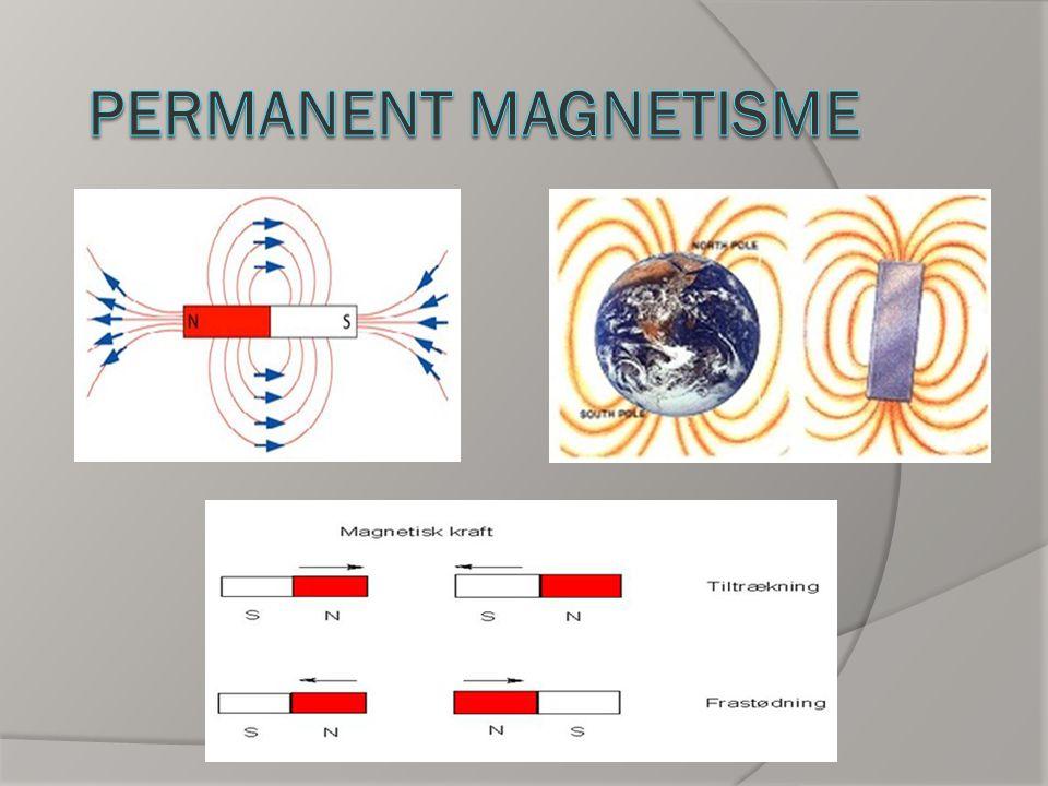 Permanent Magnetisme