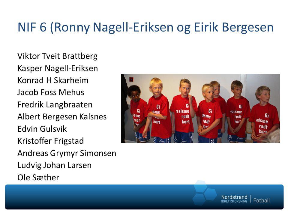 NIF 6 (Ronny Nagell-Eriksen og Eirik Bergesen