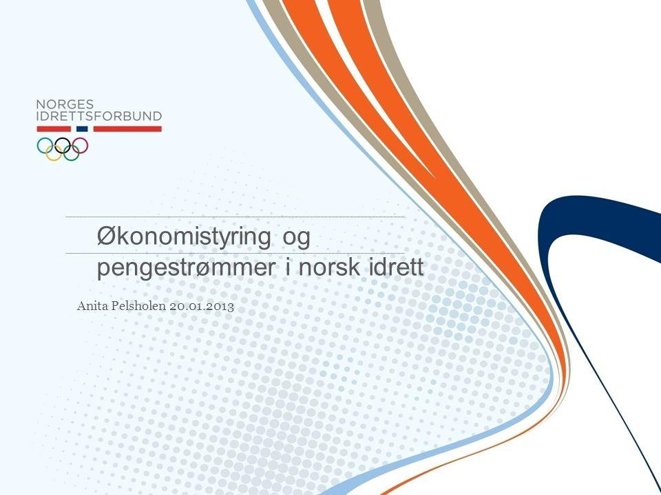 Økonomistyring og pengestrømmer i norsk idrett