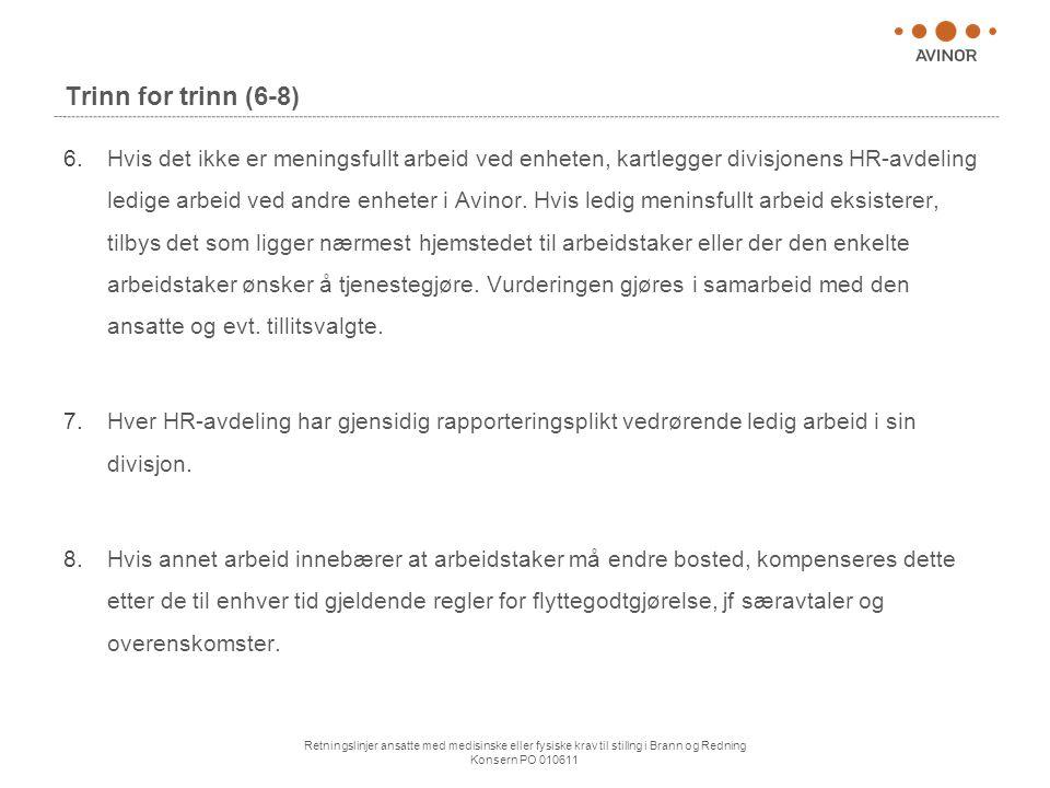 Trinn for trinn (6-8)
