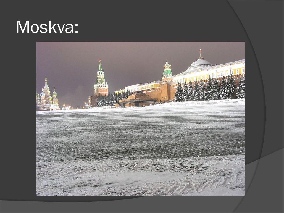 Moskva: