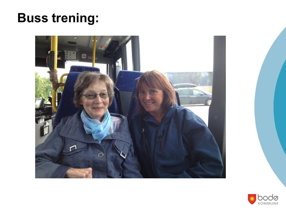 Buss trening: