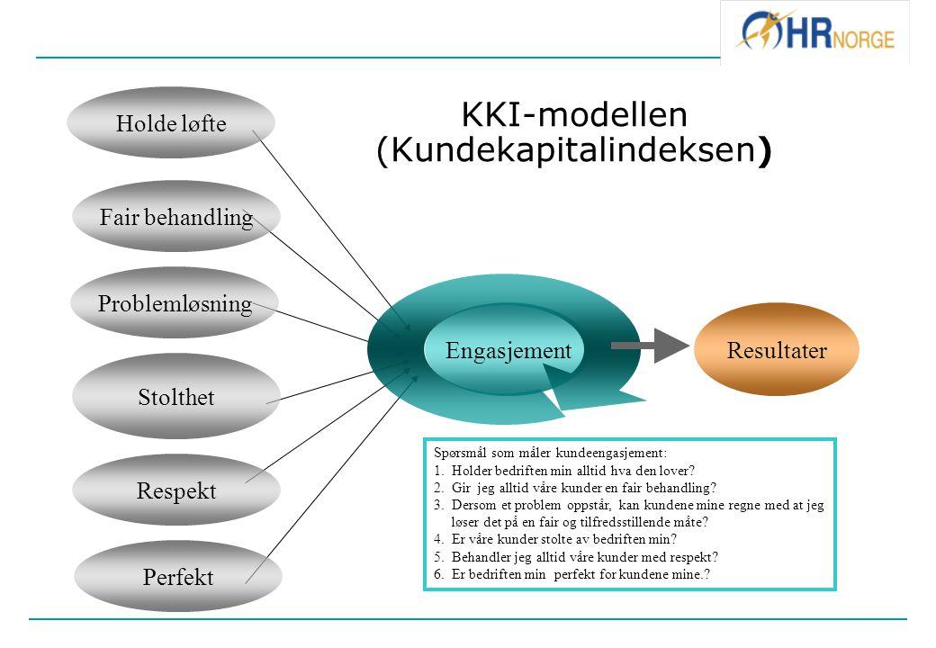 KKI-modellen (Kundekapitalindeksen)