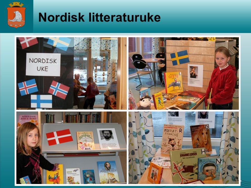 Nordisk litteraturuke