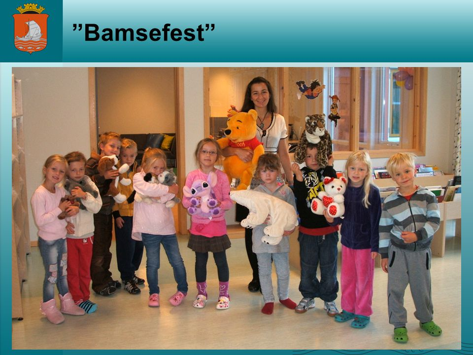Bamsefest www.alesund.kommune.no