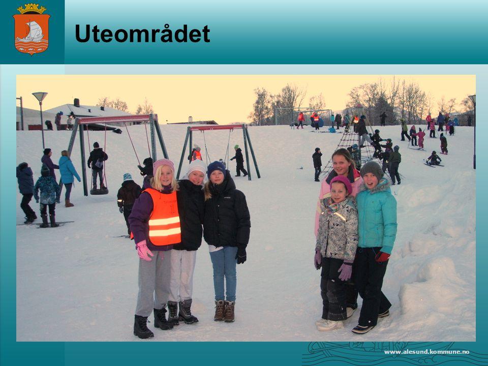 Uteområdet www.alesund.kommune.no