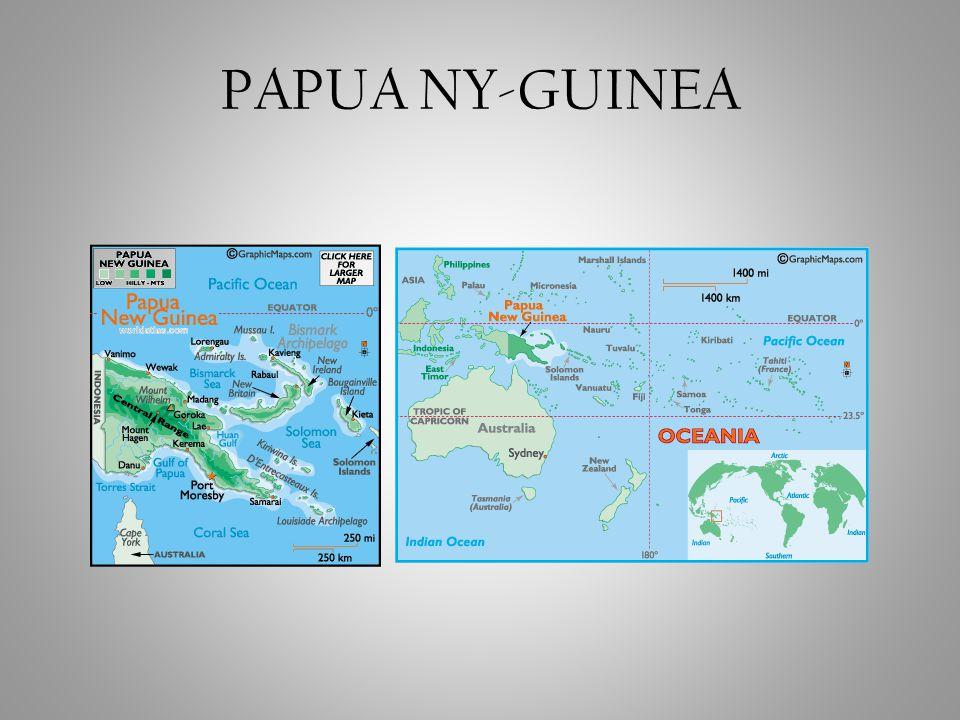 PAPUA NY-GUINEA
