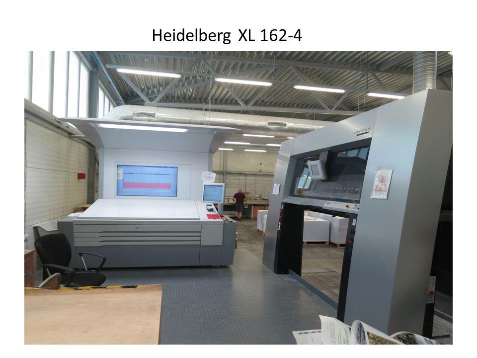 Heidelberg XL 162-4