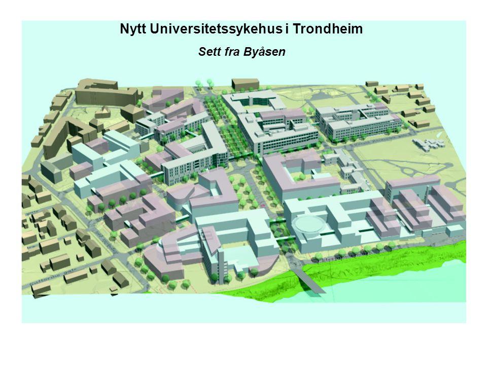 Nytt Universitetssykehus i Trondheim