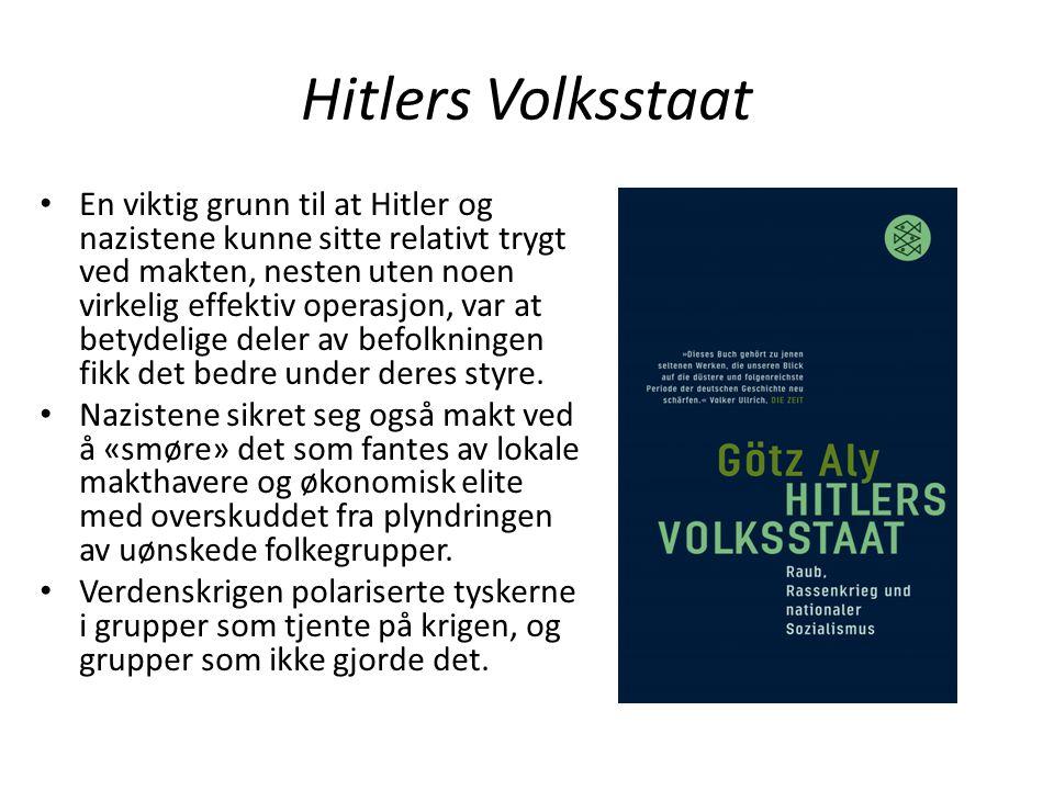 Hitlers Volksstaat