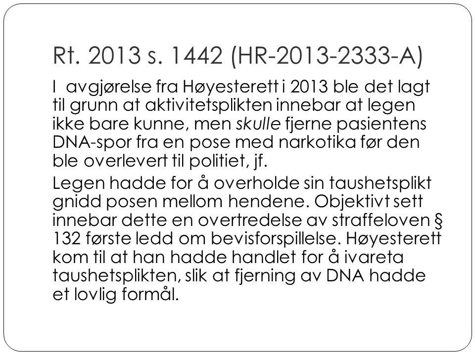 Rt. 2013 s. 1442 (HR-2013-2333-A)