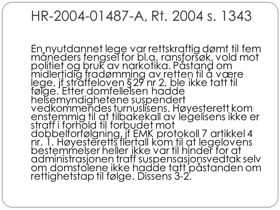 HR-2004-01487-A, Rt. 2004 s. 1343
