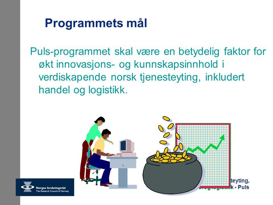 Programmets mål