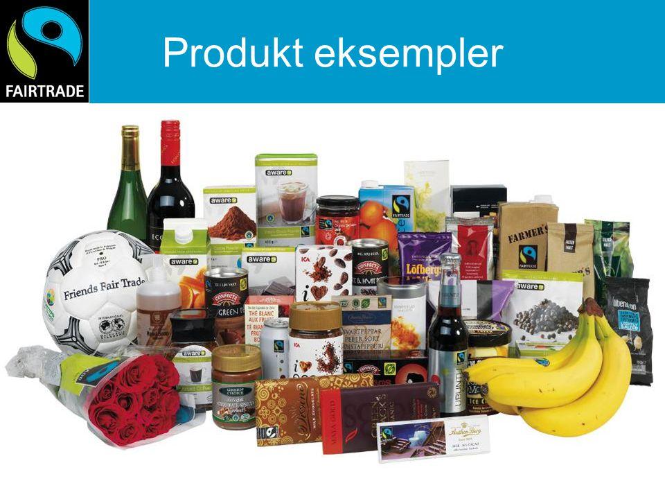 Produkt eksempler