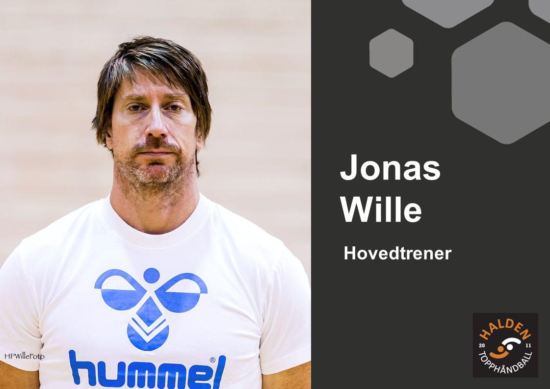 Jonas Wille Hovedtrener