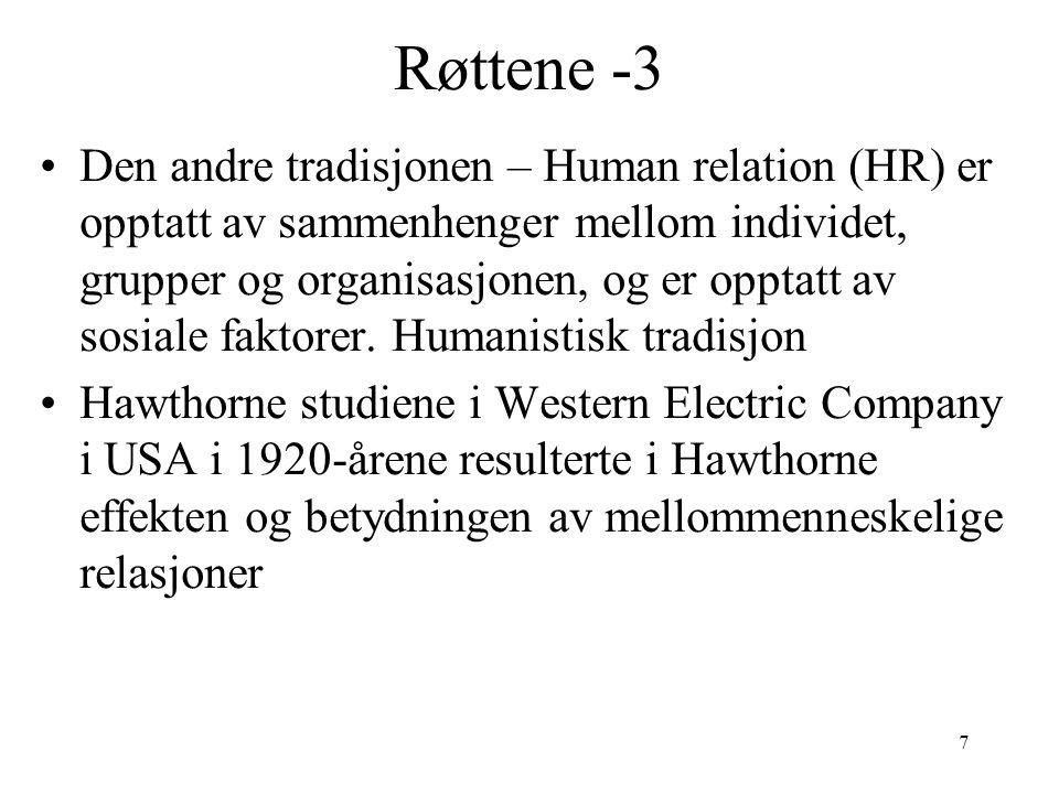 Røttene -3